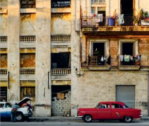 Võluvalt rustikaalne Kuuba