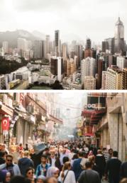 Linnaarhitektuuri mõju psüühikale