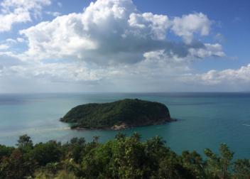 Tõeline puhkus troopikasaarel
