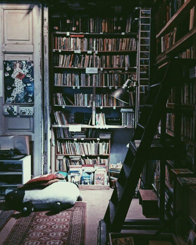 Raamat on emakeele kodu