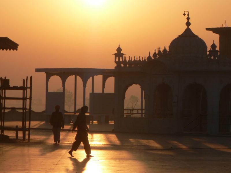 Merit Raju kogemused India palverännakul