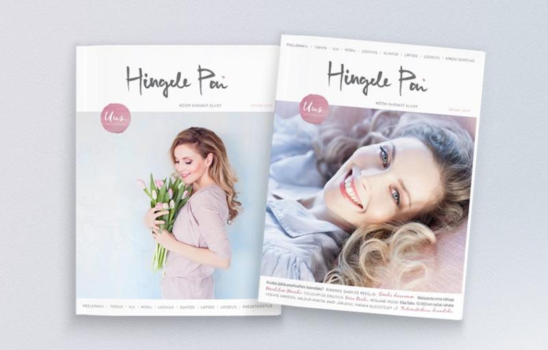 Reklaamivaba ajakiri – kuidas see on võimalik?