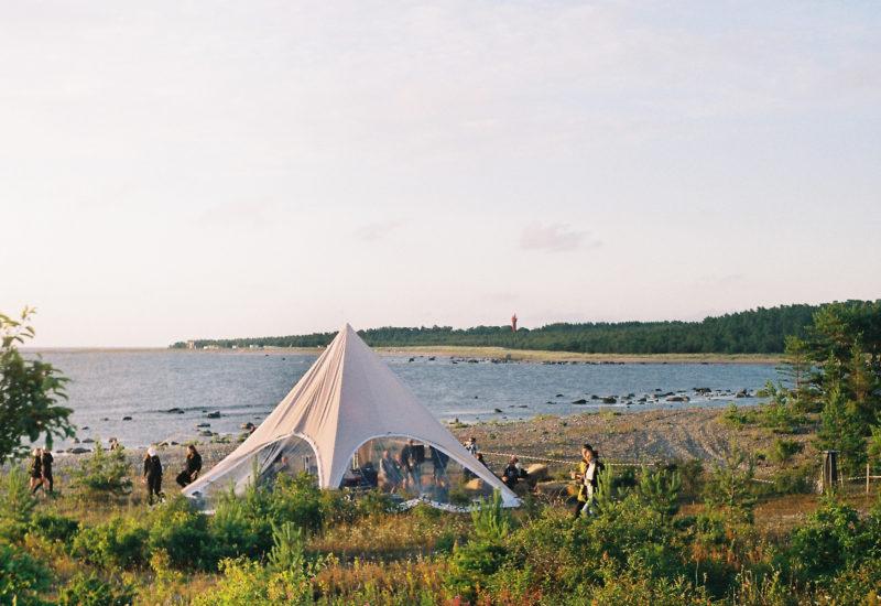 Muljeid festivalilt Kalana Saund
